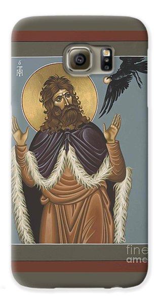 Holy Prophet Elijah 009 Galaxy S6 Case