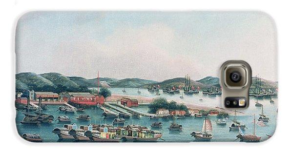 Hong Kong Harbor Galaxy S6 Case