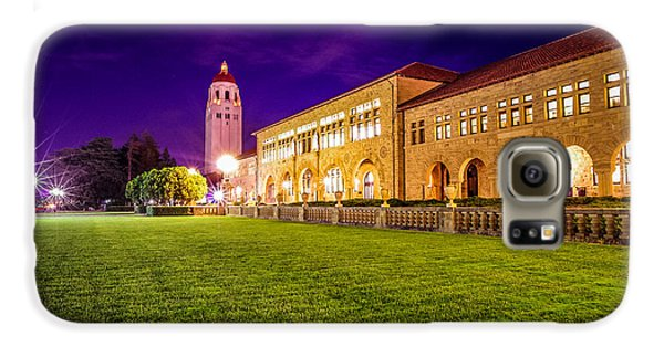 Hoover Tower Stanford University Galaxy S6 Case by Scott McGuire