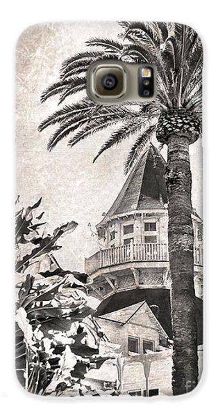 Hotel Del Coronado Galaxy S6 Case by Peggy Hughes