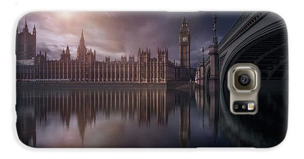 House Of Parliament Galaxy S6 Case