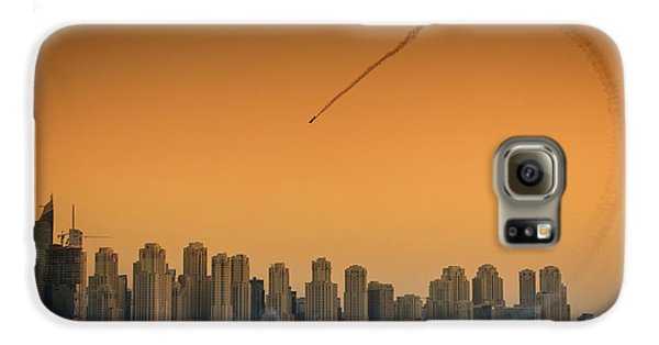 Airplanes Galaxy S6 Case - I Love Flying Planes by Attila Szabo