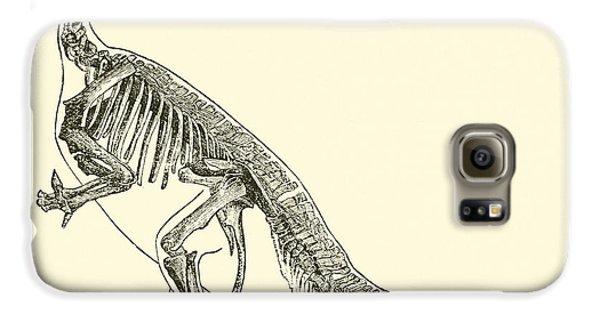 Iguanodon Galaxy S6 Case