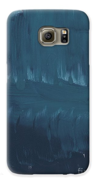 Largemouth Bass Galaxy S6 Case - In Stillness by Linda Woods