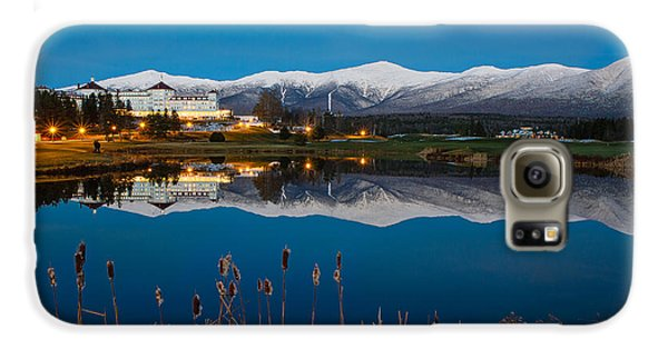 In The White Mountains Galaxy S6 Case