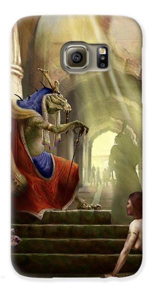 Dungeon Galaxy S6 Case - Inquisition by Matt Kedzierski