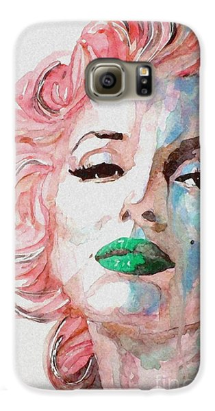 Insecure  Flawed  But Beautiful Galaxy S6 Case by Paul Lovering