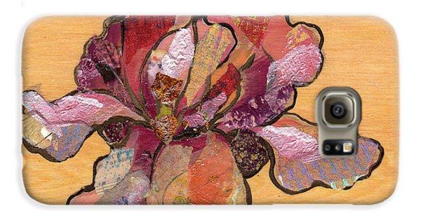 Iris II - Series II Galaxy S6 Case by Shadia Derbyshire