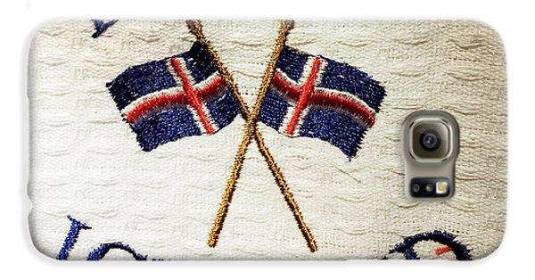 Island Iceland Galaxy S6 Case