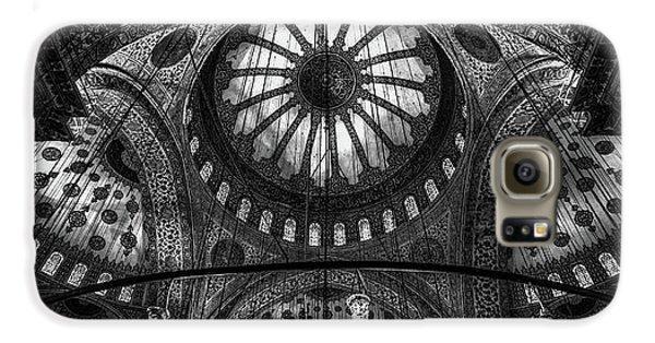 Turkey Galaxy S6 Case - Istanbul - Blue Mosque by Michael Jurek
