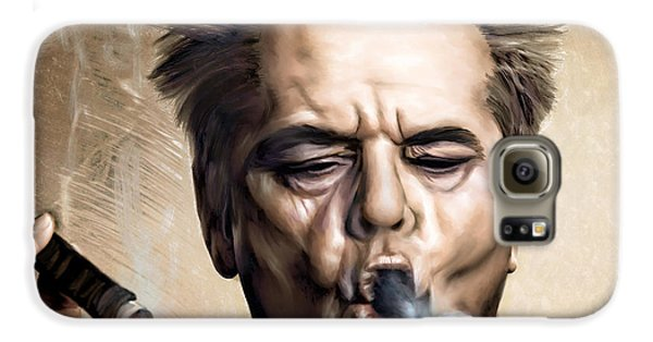 Jack Nicholson Galaxy S6 Case