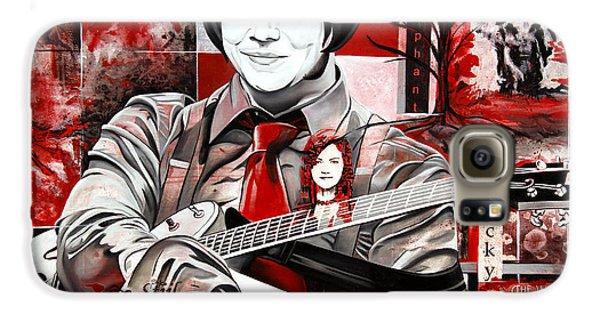 Jack White Galaxy S6 Case by Joshua Morton