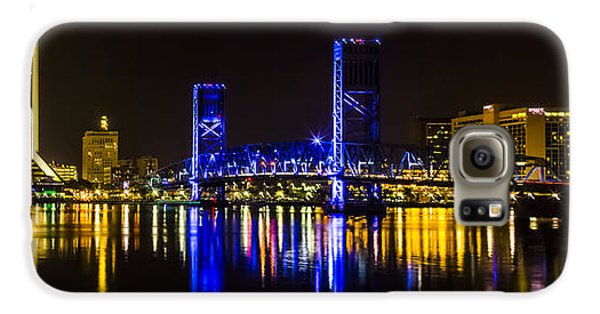 Jacksonville Skyline Galaxy S6 Case