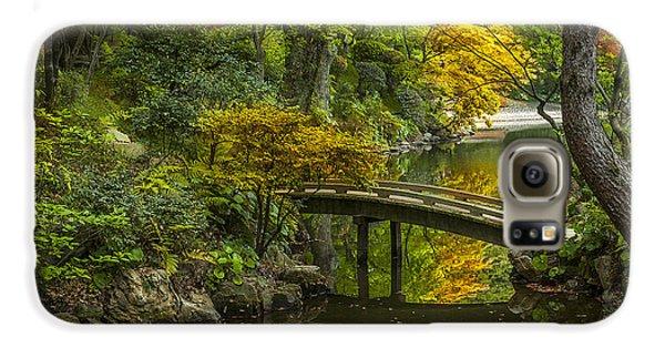 Galaxy S6 Case featuring the photograph Japanese Garden by Sebastian Musial