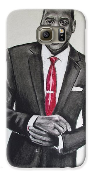 Jay Z Galaxy S6 Case by Eric Dee