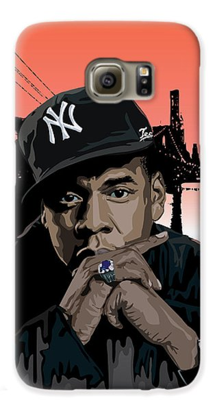 Jigga Galaxy S6 Case by Lawrence Carmichael
