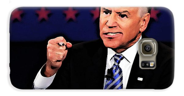Joe Bidencaricature Galaxy S6 Case by Anthony Caruso