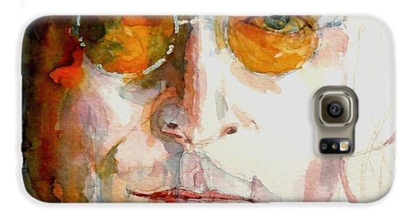 Musicians Galaxy S6 Case - John Winston Lennon by Paul Lovering