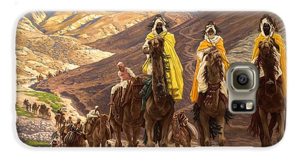 Journey Of The Magi Galaxy S6 Case