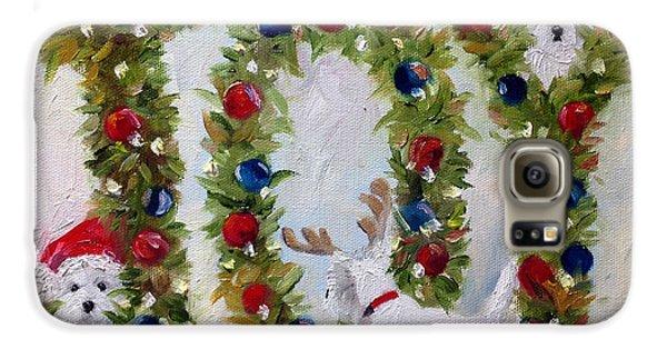 Elf Galaxy S6 Case - JOY by Mary Sparrow