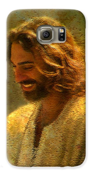 Galaxy S6 Case - Joy Of The Lord by Greg Olsen