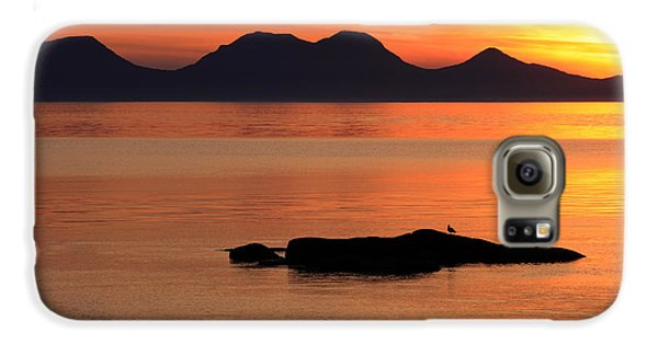 Jura Sunset Galaxy S6 Case
