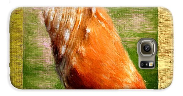 Just Beachy Galaxy S6 Case by Lourry Legarde