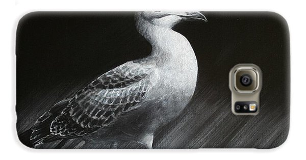 Juvenile Gull Galaxy S6 Case