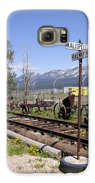 Kalispell Crossing Galaxy S6 Case