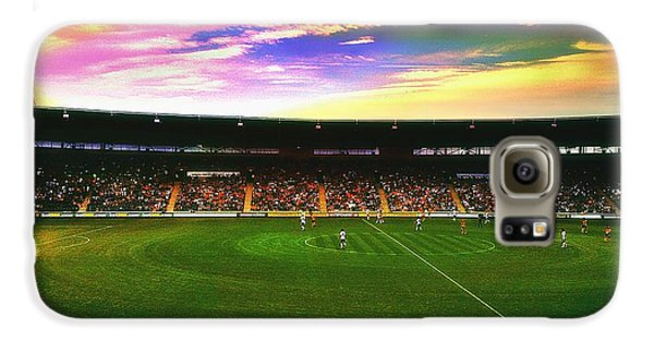 Edit Galaxy S6 Case - Kc Stadium In Kingston Upon Hull England by Chris Drake