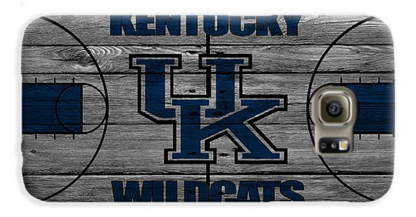 Kentucky Wildcats Galaxy S6 Case by Joe Hamilton