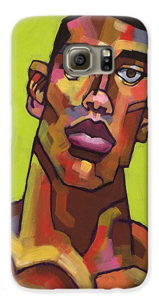 Portraits Galaxy S6 Case - Killer Joe by Douglas Simonson