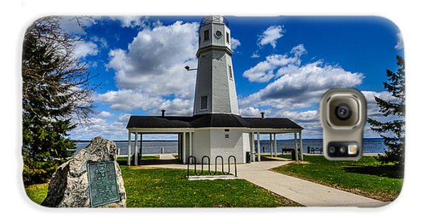 Kimberly Point Lighthouse Galaxy S6 Case