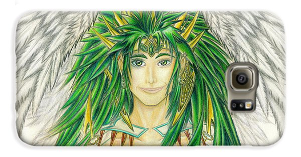 King Crai'riain Portrait Galaxy S6 Case