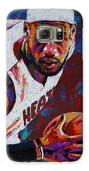 King James Galaxy S6 Case