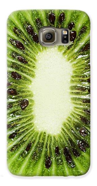 Kiwi Slice Galaxy S6 Case