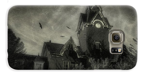 Knox County Poorhouse Galaxy S6 Case by Tom Mc Nemar