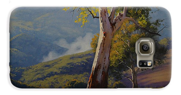 Koala In The Tree Galaxy S6 Case