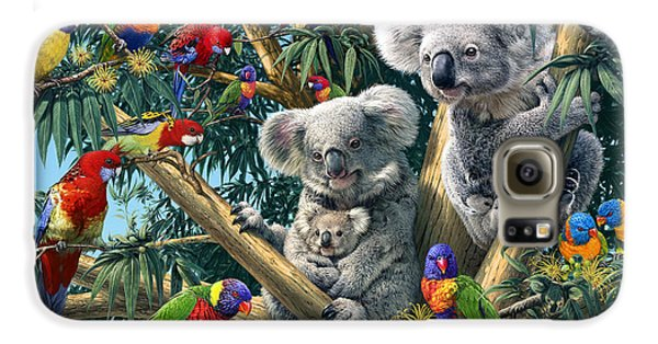 Koala Outback Galaxy S6 Case