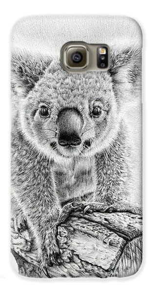 Koala Oxley Twinkles Galaxy S6 Case by Remrov