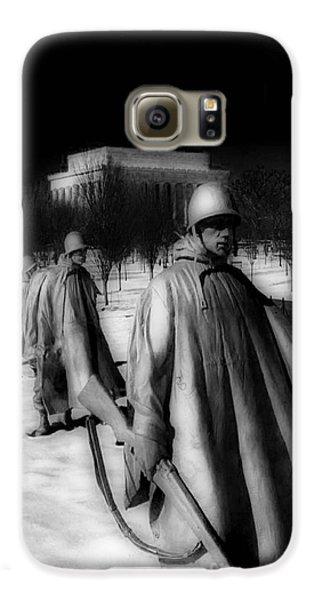 Korean Memorial Galaxy S6 Case by Skip Willits