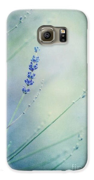 Flowers Galaxy S6 Case - Laggard by Priska Wettstein