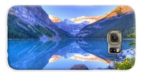 Lake Louise Galaxy S6 Case