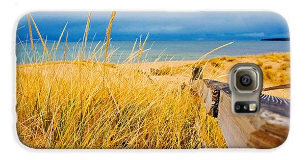 Lake Superior Beach Galaxy S6 Case