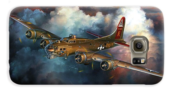 Last Flight For Nine-o-nine Galaxy S6 Case by Randy Green