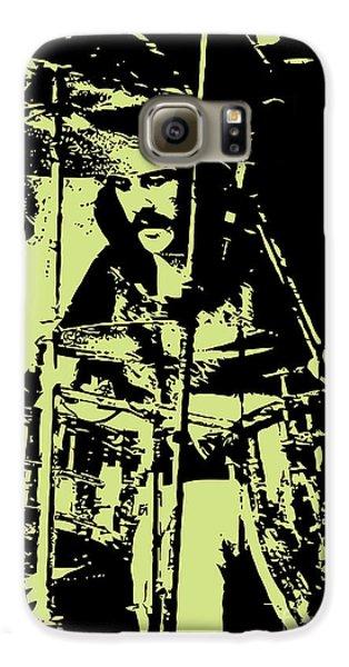 Drums Galaxy S6 Case - Led Zeppelin No.05 by Geek N Rock