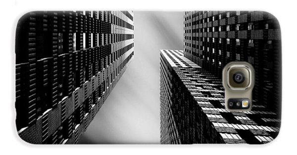 City Scenes Galaxy S6 Case - Legoland by Dave Bowman