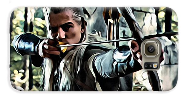 Legolas Galaxy S6 Case by Florian Rodarte