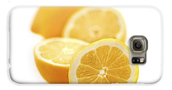 Lemons Galaxy S6 Case by Elena Elisseeva