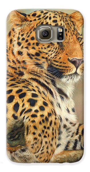 Leopard Galaxy S6 Case
